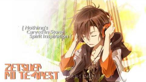 Zetsuen no Tempest OP Full Nothing's Carved In Stone - Spirit Inspiration