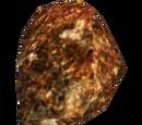 Bryłka rudy żelaza