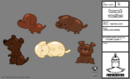 BW103 model Chocolate Puppies.png