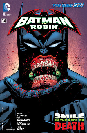 [DC Comics] Batman: discusión general 300px-Batman_and_Robin_Vol_2_14