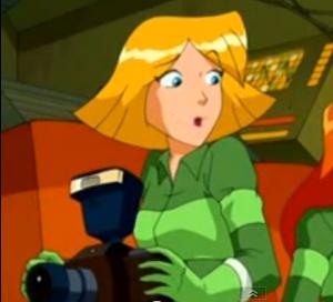 tvserials---totallyspies wikia com 0067 is episode 9 of Season
