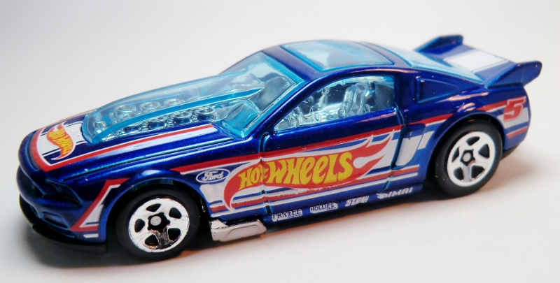 13 Ford Mustang Gt Hot Wheels Wiki