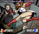 Conservator: Protector
