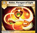 Halon, Paragon of Light