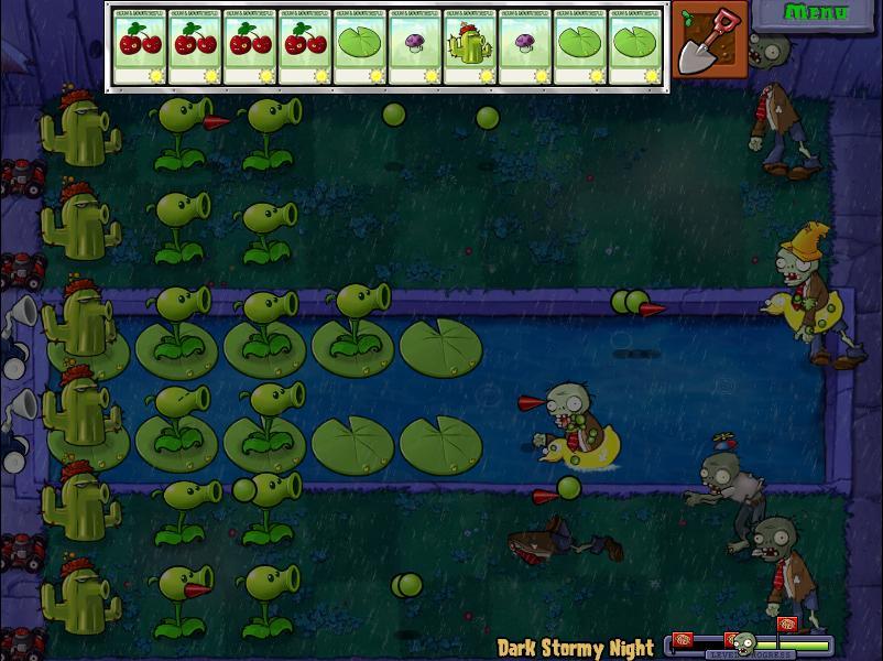 Plants vs.Zombies the Movie