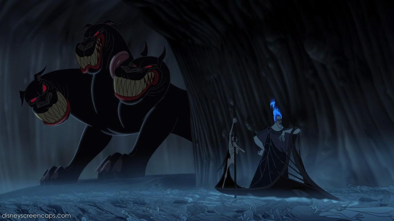 Hades Cerberus Disney | www.imgkid.com - The Image Kid Has It!