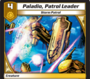 Paladio, Patrol Leader