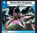Steam Star Grapplog