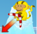 Bloons 2 Christmas Pack Boomerang Thrower.PNG