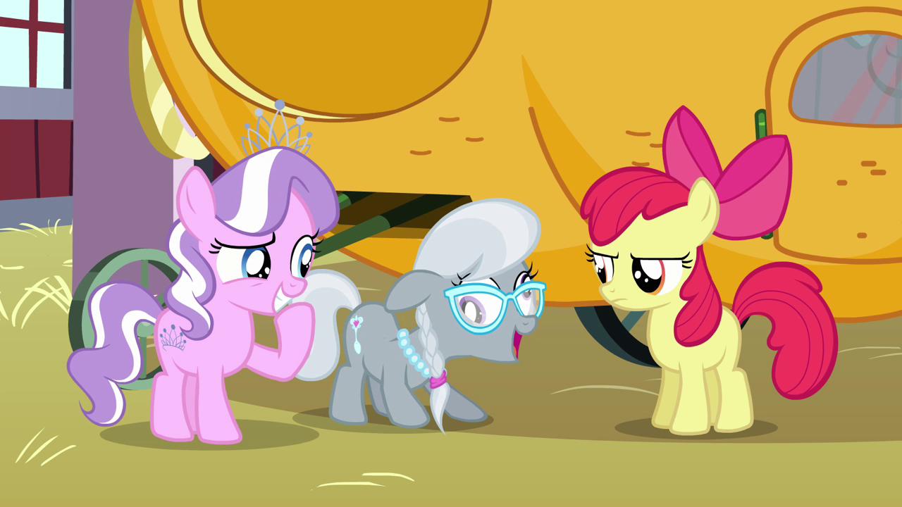 silver spoon my little pony friendship is magic wiki