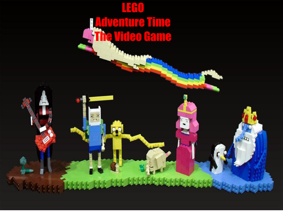 Time lego adventure