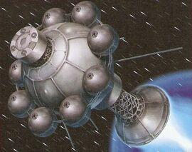 The bestest spaceship ever