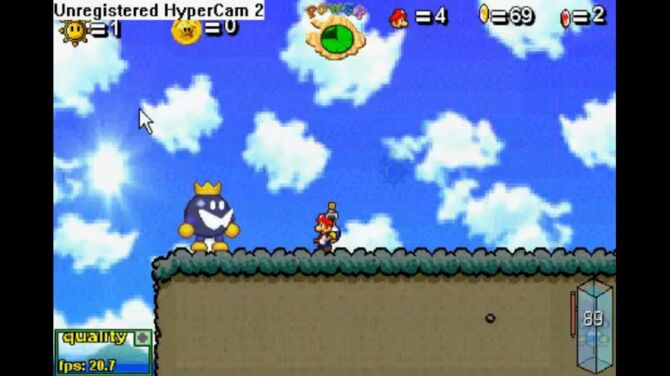 games with cheats mario 63