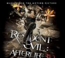 Resident Evil: Afterlife Music from the Motion Picture
