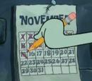 The SpongeBob SquarePants Wiki/timeline