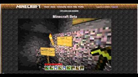 Minecraft - How to find Gold
