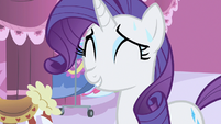 Rarity no no no S2E13