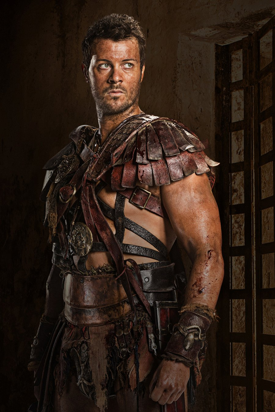 Join. spartacus war of the damned gannicus