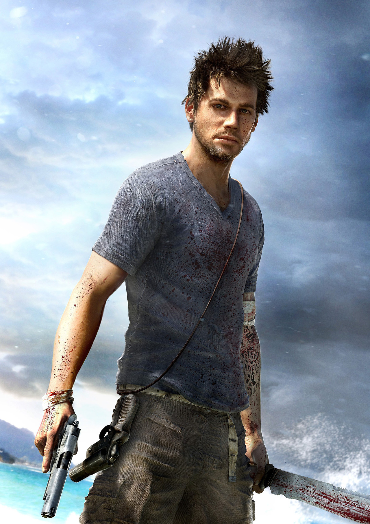 Jason Brody - Far Cry Wiki