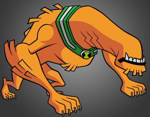 Image - Wildmutt (Omniverse).png - Alien Species Wiki ...