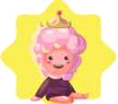 Candy Ball Princess Plushie