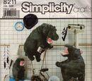 Simplicity 8211 A