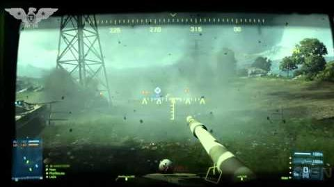 Battlefield 3 (BF3) Armored Kill Gameplay - Armored Shield - Tank Superiority