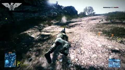 Battlefield 3 (BF3) - Spectator Mode Glitch & Match Feature