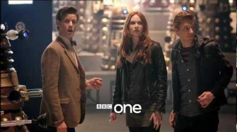 Doctor Who 'Asylum of the Daleks' trailer - Series 7 Episode 1 - Autumn 2012 - BBC One