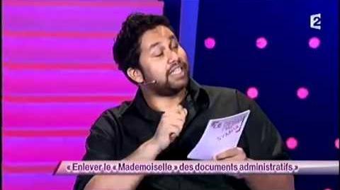 "Enlever le ""Mademoiselle"" des documents administratifs"