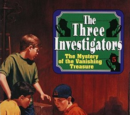 The Mystery of the Vanishing Treasure