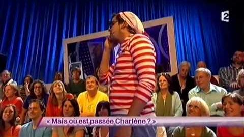Mais où est passée Charlène ?