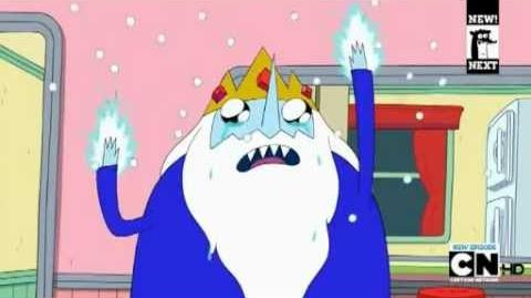 """""""Oh Bubble Gum"""" Ice King's Song - Adventure Time"""