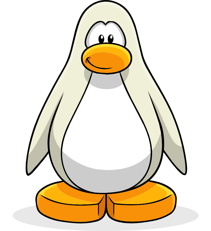 HD wallpapers coloring page of penguin