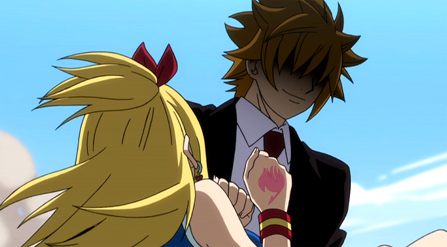 lucy and loke relationship