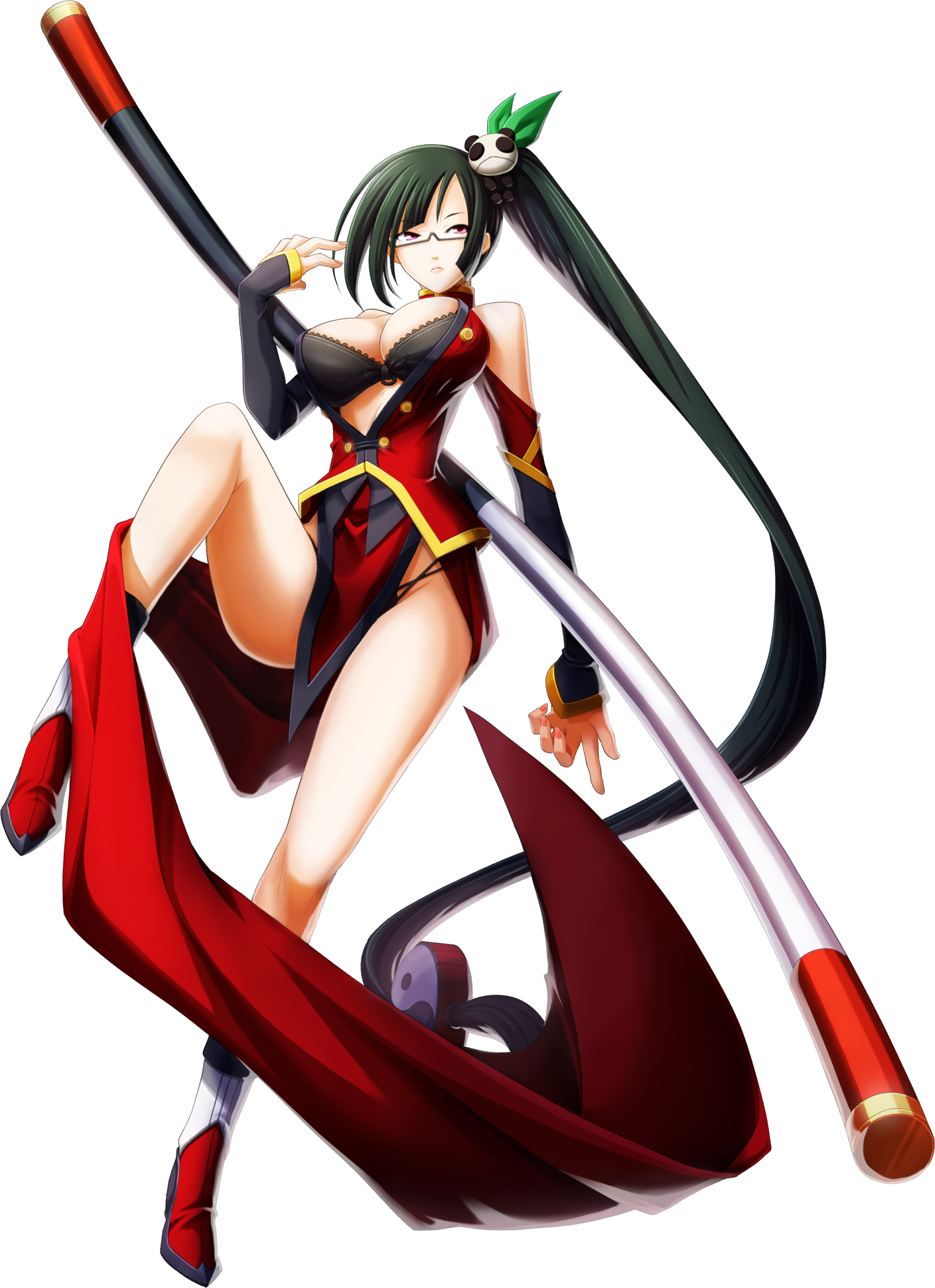 SYNCHRO TOURNAMENT ~ Rolle Finale Litchi_Faye-Ling_%28Chronophantasma%2C_Character_Select_Artwork%29