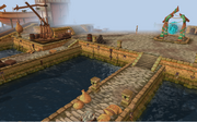 Player-owned port