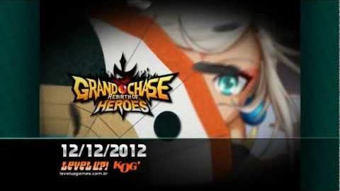 Grand Chase - Escolhida a 4ª classe da Lin!