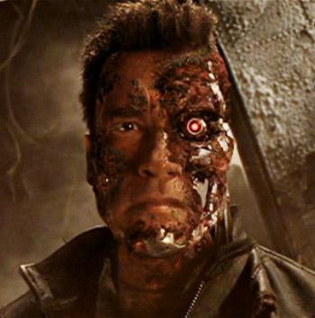 T 850 Terminator The Terminator