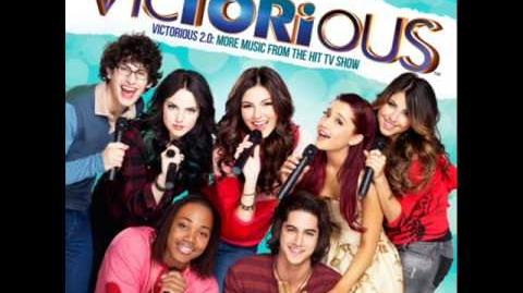 Victorious Cast - Five Fingaz To The Face (Studio Version)