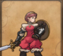 Claire The Squire