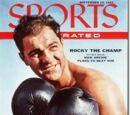 Rocky Marciano/Magazine covers