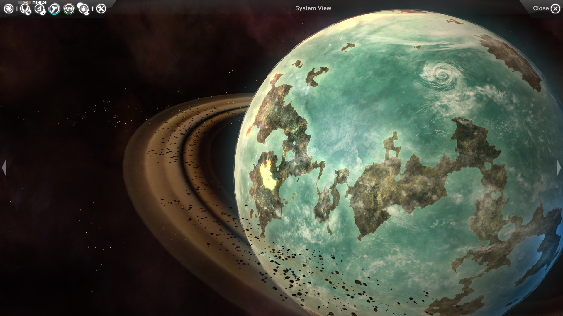 types of giant planet - photo #47