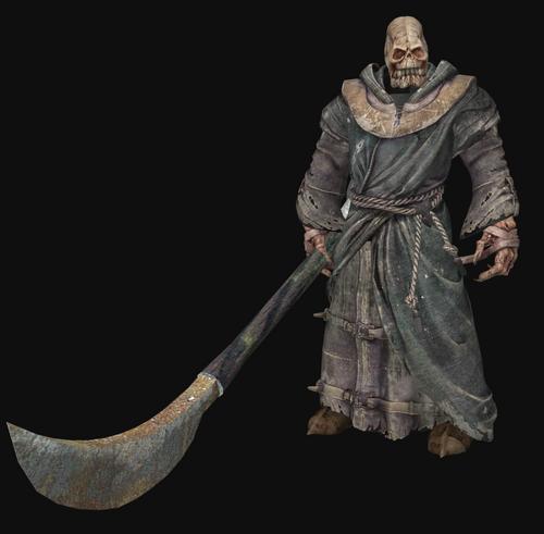 Devil Monk - Painkiller Series Wiki