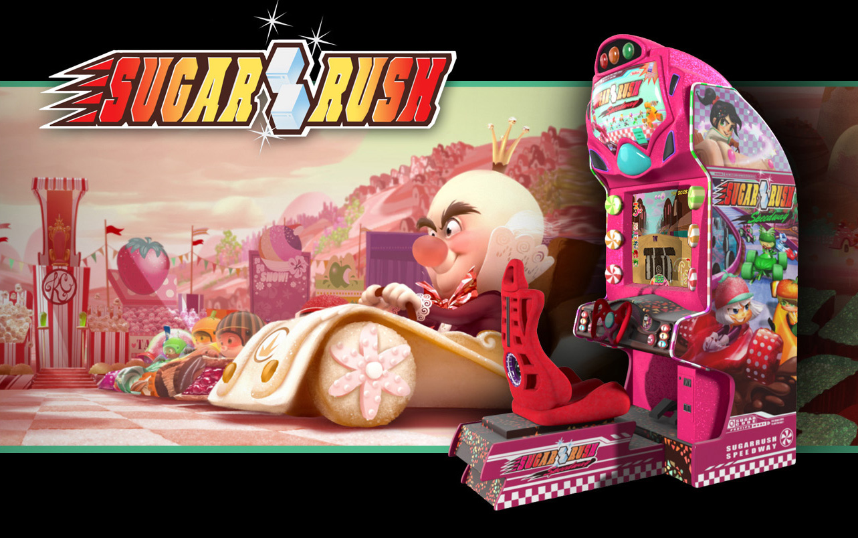 Sugar Rush - Disney Wiki