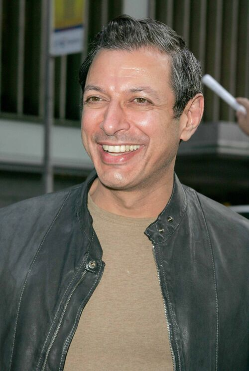 Jeff Goldblum - Glee Wiki Jeff Goldblum Sexiest Man Alive
