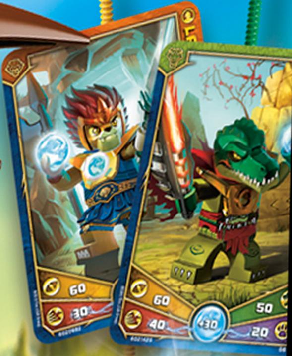 List of Legends of Chima Cards - Brickipedia, the LEGO Wiki