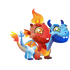Dragón Hielo y Fuego Fase 1