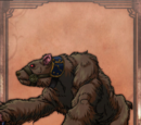 Ravenous Bear