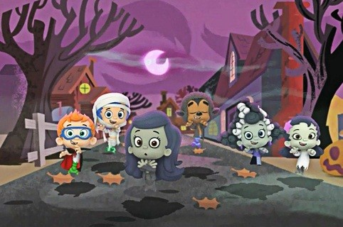 Bubble Guppies Haunted House Party Halloween Wiki